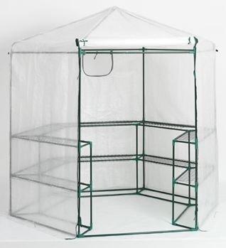 das foliengew chshaus ein mobiles treibhaus f r jeden garten. Black Bedroom Furniture Sets. Home Design Ideas